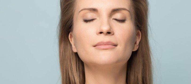 Congestión en una fosa nasal