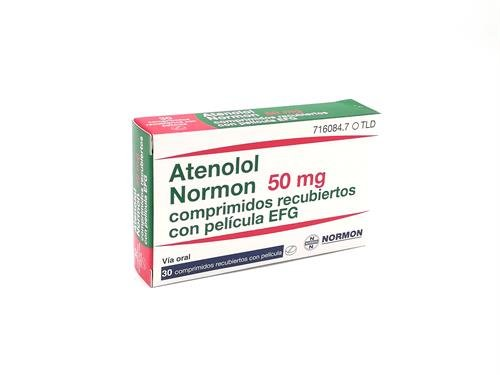Atenolol withdrawal side effects side effects